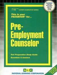 Pre-Employment Counselor image