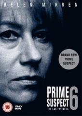 Prime Suspect 6 - The Last Witness on DVD