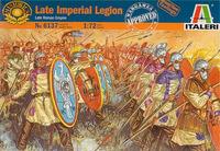 Italeri Late Imperial Legion (Late Roman Empire) 1:72 Model Kit