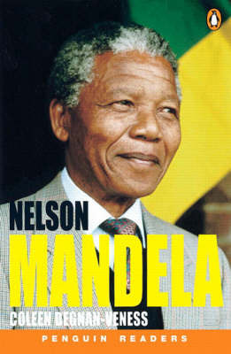 Penguin Readers Level 2: Nelson Mandela by Coleen Degnan-Veness