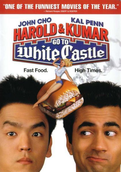 Harold and Kumar Go To White Castle on DVD