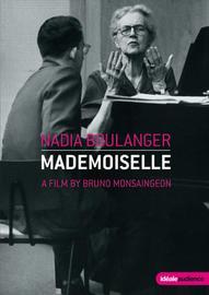 Nadia Boulanger - Mademoiselle on DVD