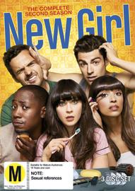New Girl - The Complete Second Season DVD