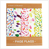 Girl of All Work Page Flags - Raval (5 pack)