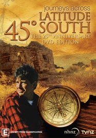 Journey Across Latitude 45°South on DVD