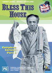 Bless This House - Series 1: Part 1 on DVD