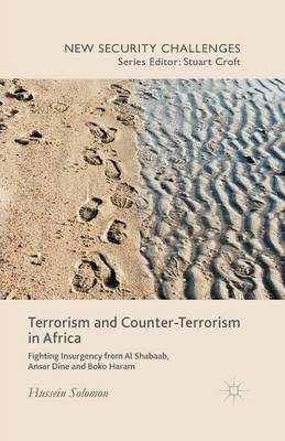 Terrorism and Counter-Terrorism in Africa by H. Solomon image