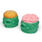 Zombie - Baking Cups (Set of 4)