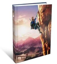 The Legend of Zelda: Breath of the Wild: The Complete Official Guide Collector's Edition by Piggyback image
