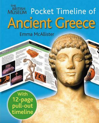 Pocket Timeline: Ancient Greece by Emma McAllister image