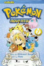 Pokemon Adventures: 07 by Hidenori Kusaka