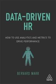 Data-Driven HR by Bernard Marr