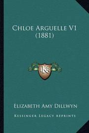 Chloe Arguelle V1 (1881) by Elizabeth Amy Dillwyn