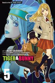 Tiger & Bunny, Vol. 5 by Mizuki Sakakibara
