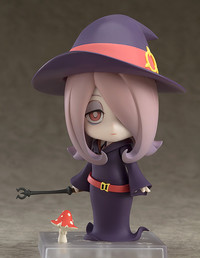 Little Witch Academia: Nendoroid Sucy Manbavaran - Articulated Figure