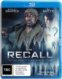 The Recall on Blu-ray