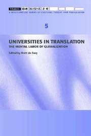 Universities in Translation - The Mental Labour of Globalization - Traces 5 image