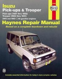 Isuzu Trooper & Pick-Up (81 - 93) by Larry Warren