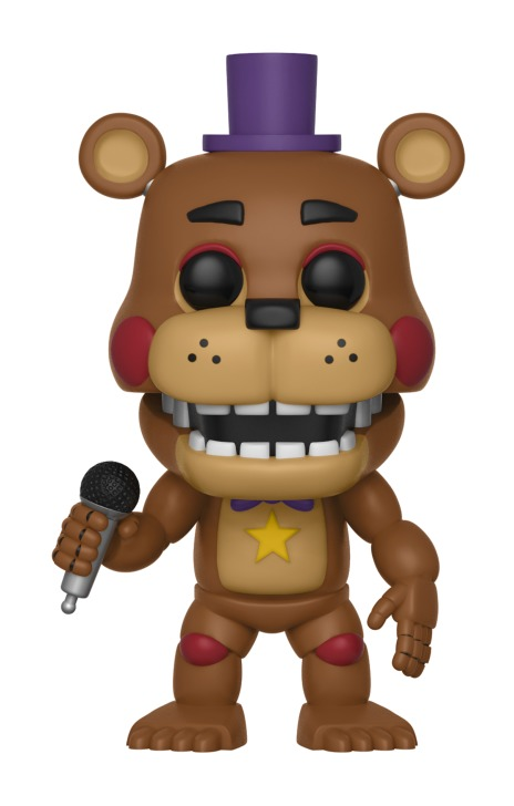 Rockstar Freddy Pop Vinyl Figure At Mighty Ape Nz