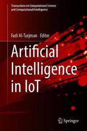 Artificial Intelligence in IoT