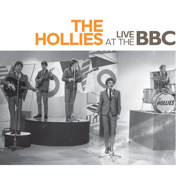 LIVE AT THE BBC by The Hollies