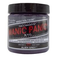 Manic Panic Semi-Permanent Hair Colour Cream - Alien Grey