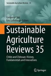 Sustainable Agriculture Reviews 35