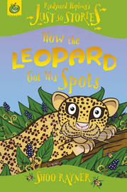 How the Leopard Got His Spots by Shoo Rayner image