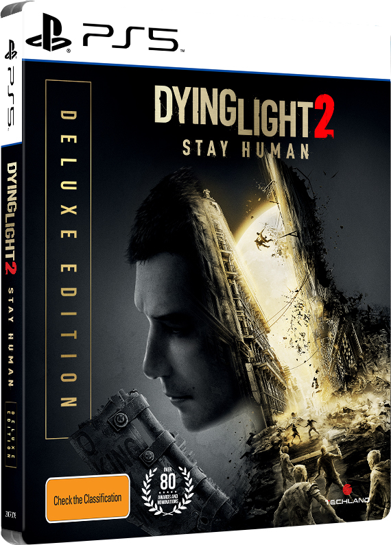 Dying Light 2 Stay Human Deluxe Edition for PS5