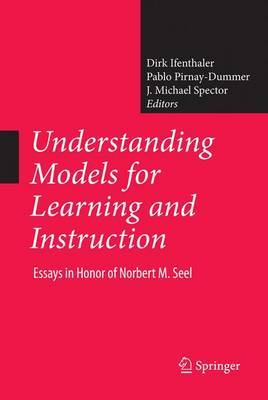 Understanding Models for Learning and Instruction: image