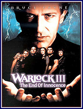 The Warlock 3: End Of Innocence on DVD