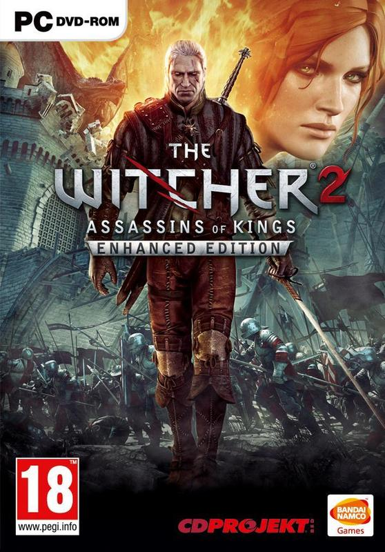 The Witcher 2: Assassins of Kings Enhanced Edition for PC