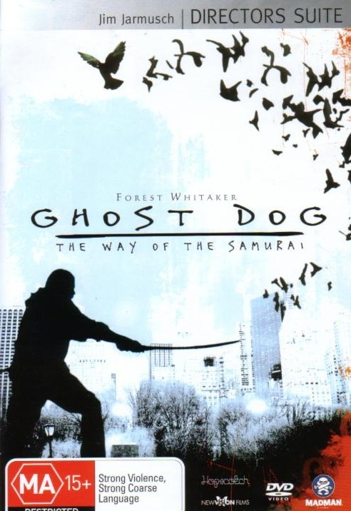 Ghost Dog - The Way Of The Samurai (Directors Suite) on DVD image