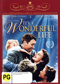 It's a Wonderful Life on DVD