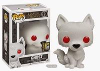 Game of Thrones Flocked Ghost Pop! Vinyl Figure
