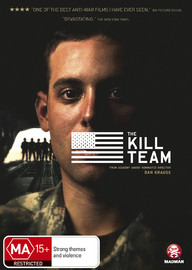 The Kill Team on DVD