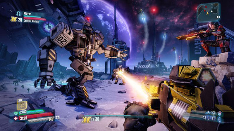 Borderlands: The Handsome Collection for PS4 image