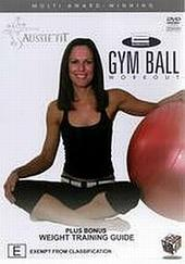 Aussie Fit - Gym Ball Workout (Plus Weight Training Guide) on DVD