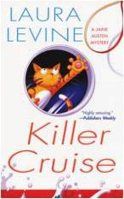 Killer Cruise by Laura Levine image