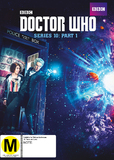 Doctor Who: Series Ten - Part One DVD