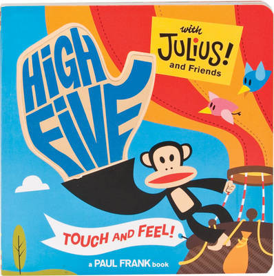 High Five with Julius by Paul Frank image
