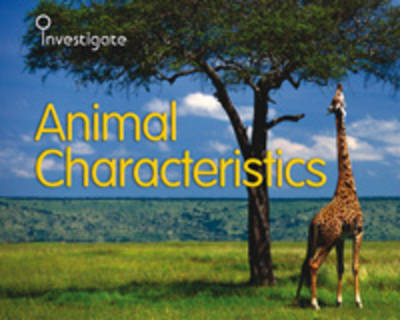 Animal Characteristics by Sue Barraclough image