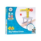 Bigjigs: Big Yellow Crane