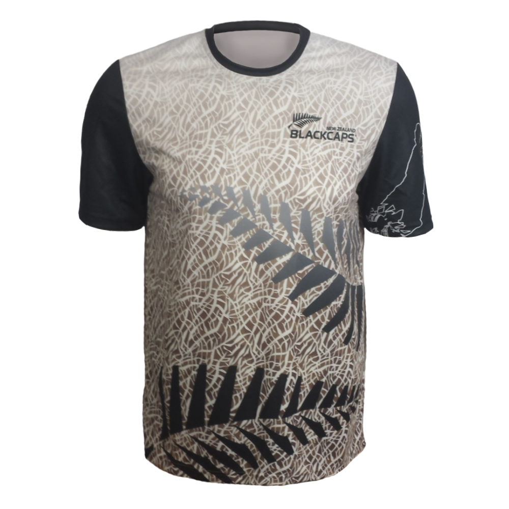 Blackcaps Sublimated T Shirt - 2XL image