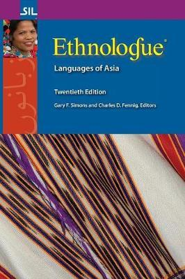 Ethnologue: Languages of Asia image