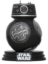 Star Wars: The Last Jedi - BB-9E Pop! Vinyl Figure