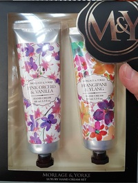 Morlage & Yorke: Luxury Hand Cream Set (2 x 100ml)