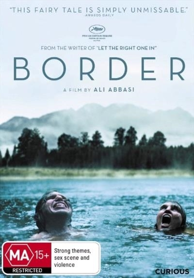 Border on DVD image