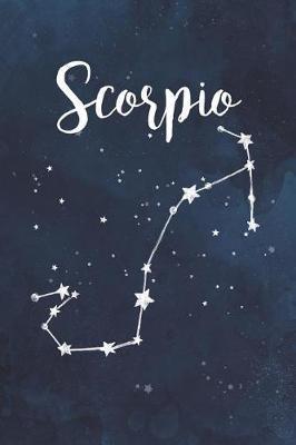 Scorpio by Prenta Press