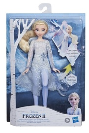 Frozen II: Magical Discovery Elsa - Lights & Sounds Doll